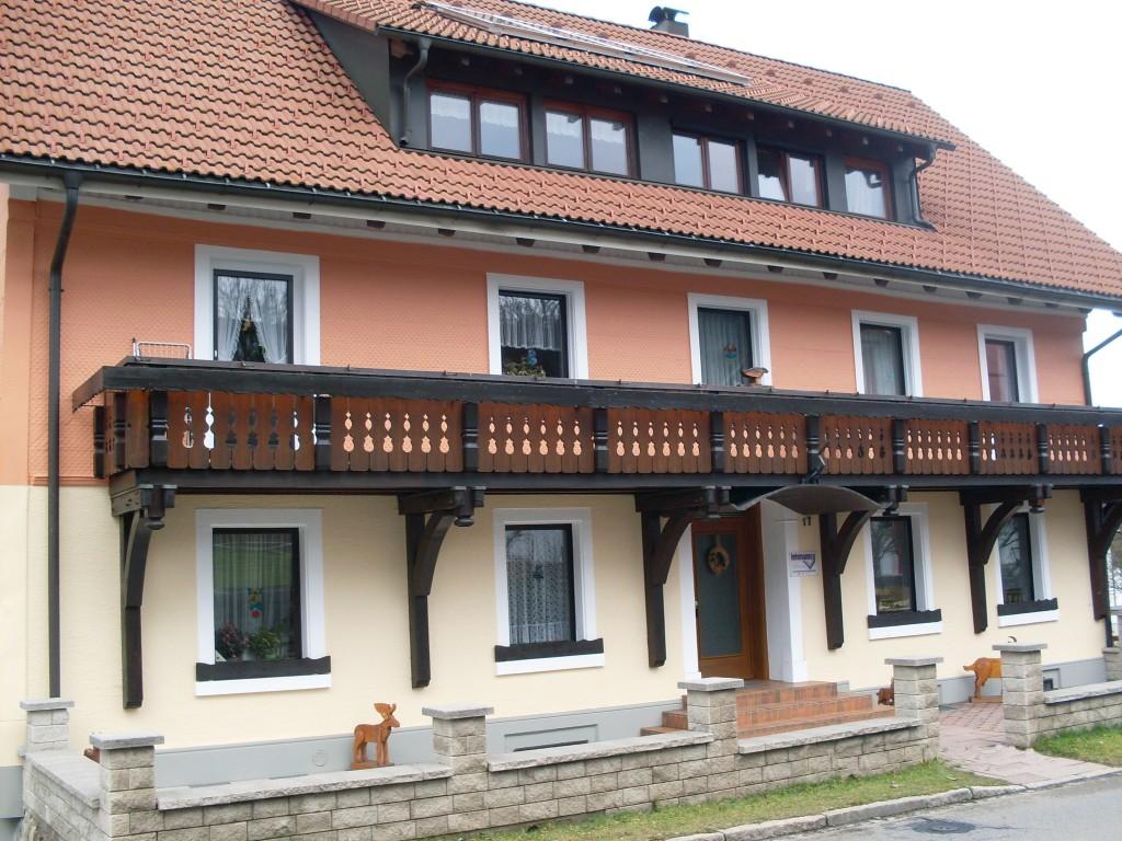 Fassadengestaltung Lenzkirch